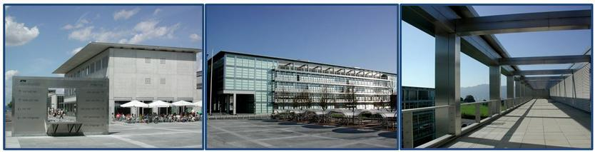 Impressions ETH Zurich, Hoenggerberg Campus